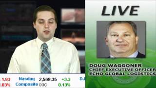 Exclusive Interview: Doug Waggoner, CEO of Echo Global Logistics (ECHO)
