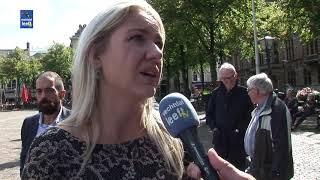 Actievoerders naar den Haag