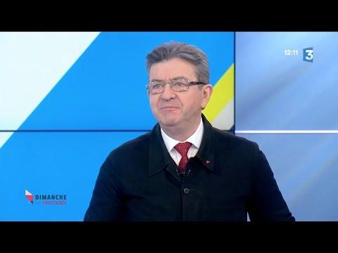 MÉLENCHON : «FRANÇOIS FILLON VEUT DÉTRUIRE L'ÉTAT»