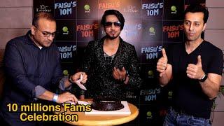Mr FAISU S Grand Celebration Of 10 Millions Fams Team 07