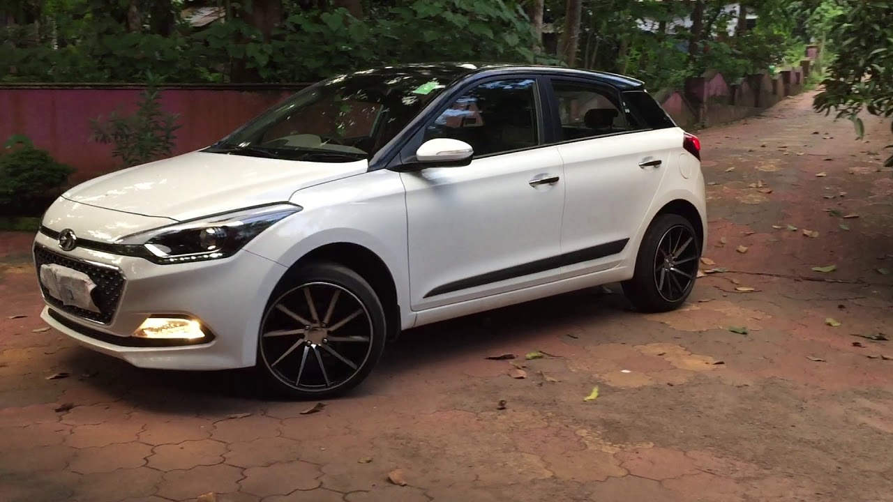 Hyundai I20 Elite Modified Car In Kerala 2017 Part 1