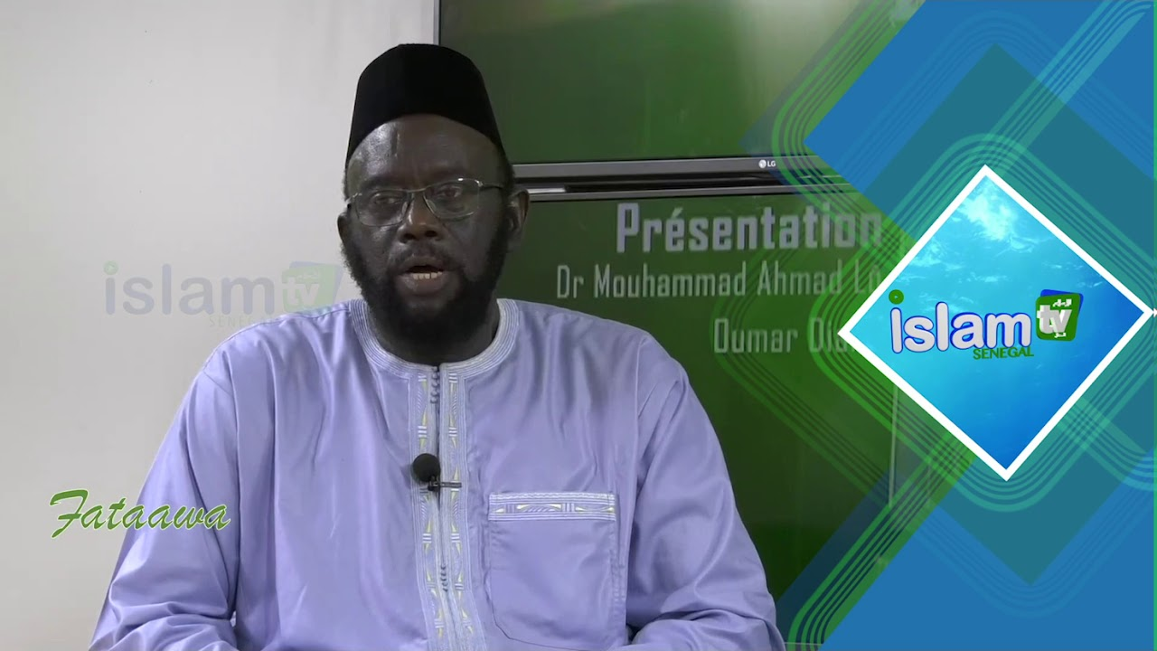 Ay léeral thi sourate ikhlas ak Al Kafiroun par Dr Mouhammad Ahmad Lo (HA)