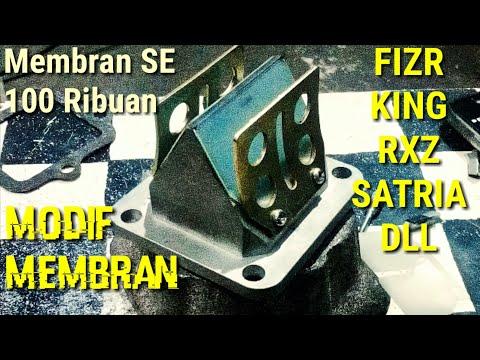 Modif Membran RX King, RXZ , FIZR Jadi membran Special Engine , cukup 100rb