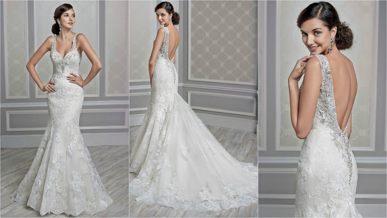 Expensive Wedding Dresses | Simple Elegant Wedding Dresses | Lace ...