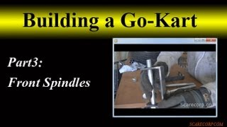 Go-kart Spindles - How To
