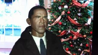 Obama's Vlog: Happy 2011!