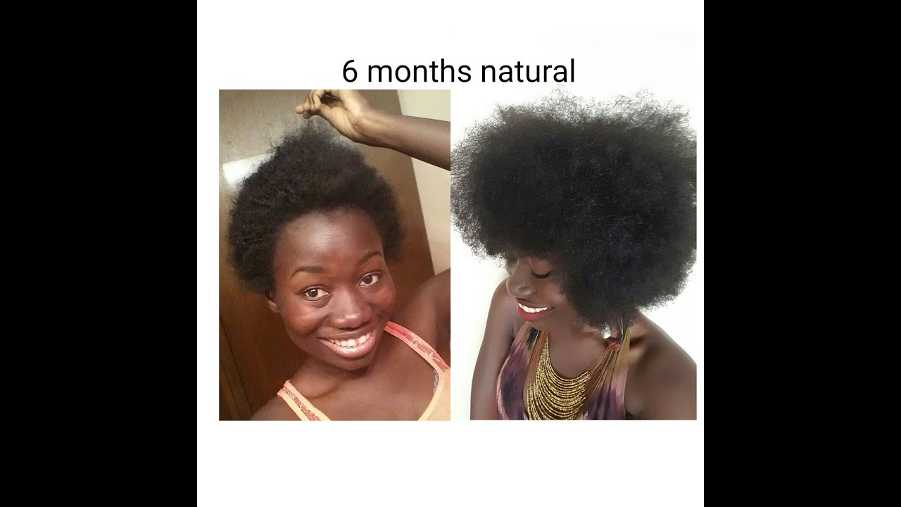 6 months hair styles 6 months hair journey amp length check 5757