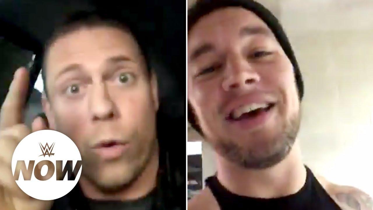The Miz's R-rated tirade against Baron Corbin: WWE Now