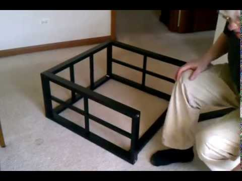 Petco Brooklyn Tank Stand unboxing and setup