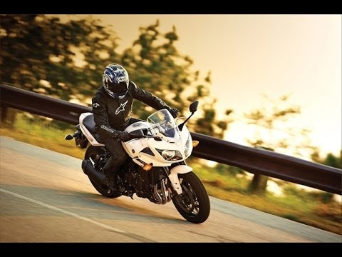 2014 Yamaha FZ1 Walkaround - YouTube