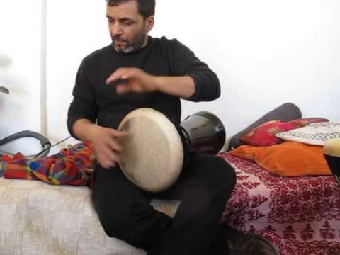 Darbuka black sound demo Algeria