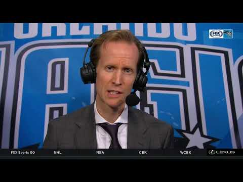 Jeff Weltman on Elfrid Payton Trade -- Orlando Magic vs Atlanta Hawks 02/08/18