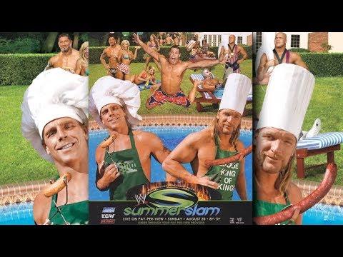 WWE SummerSlam 2006 Highlights HD