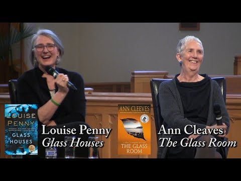 Ann Cleeves and Louise Penny on writing, mystery, and friendship