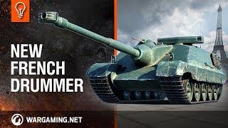 World Of Tanks Guide Park Amx 50 Foch B: The Best Drummer