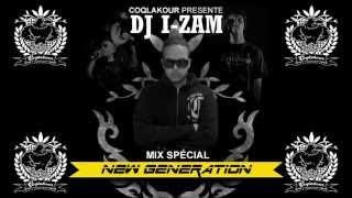 Spécial Mix New Génération par Dj I-Zam ( Juillet 2014 )