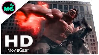 BLACK WIDOW _ Red Hulk Leak (2020) Marvel