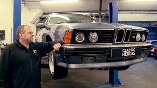 BMW M635 CSi Buying Guide Part 1