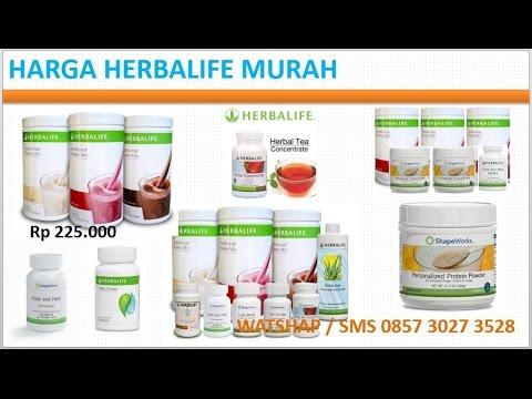 Jual Herbalife Murah di Jakarta 0857 3027 3528 - YouTube