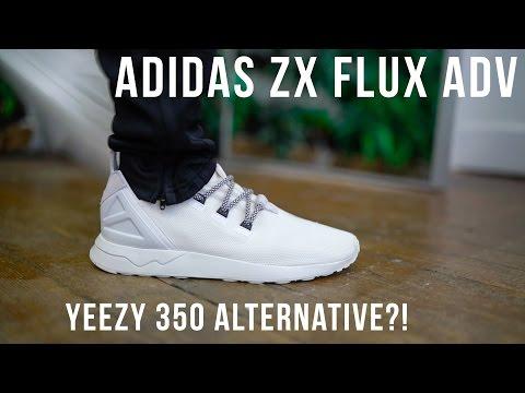 Yeezy 350 Alternatives?! The Adidas ZX Flux ADV!