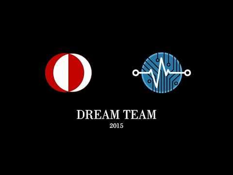 Dream Team - Carom Bole Style Billiards Playing Robot