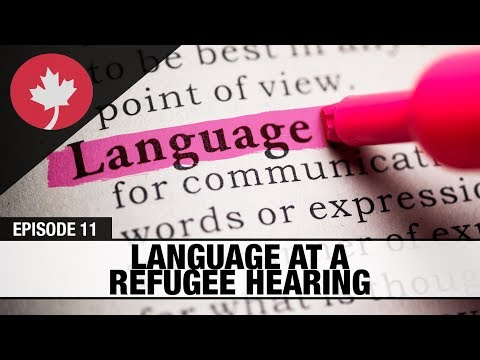 Refugee Hearing Testimony - Real Talk Immigration #11
