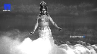 """AIADMK jayalalitha Awesome Performance"" -Sri Krishna Vijayam Movie    NTR   SVR  Jayalalithaa"