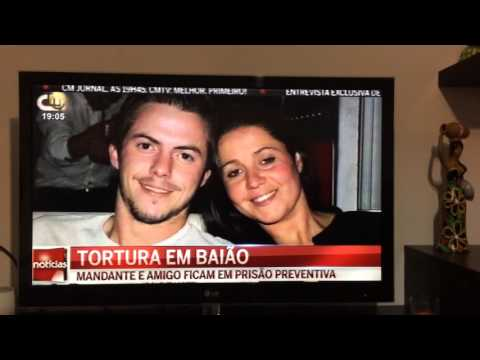 Detidos tortura Marco Canaveses