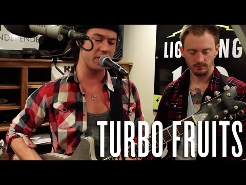 Turbo Fruits - No Reason To Stay - Live at Lightning 100