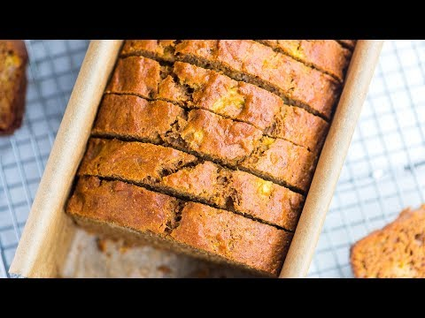 How To Make Guilt-Free Banana Bread - Healthy Banana Bread Recipe