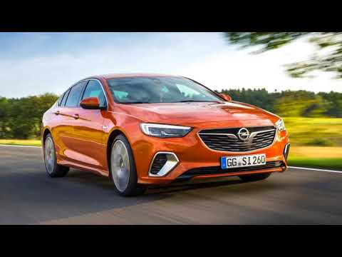 Opel Insignia GSi Dynamic Orange