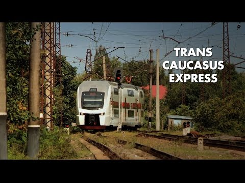 Chris Tarrant: Extreme Railway Journeys - Series 2 Episode 4 'Trans Caucasus Express' Preview