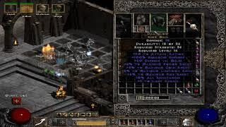 Diablo 2 PDM Season 2- Steve the Necromancer Part 6