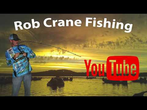 Co-Angler 101 Part 1 With Rob Crane