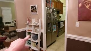 Video Request   House Tour (Downstairs) 11-6-2019