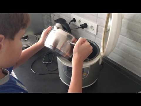 Рецепт омлета в мультиварке панасоник