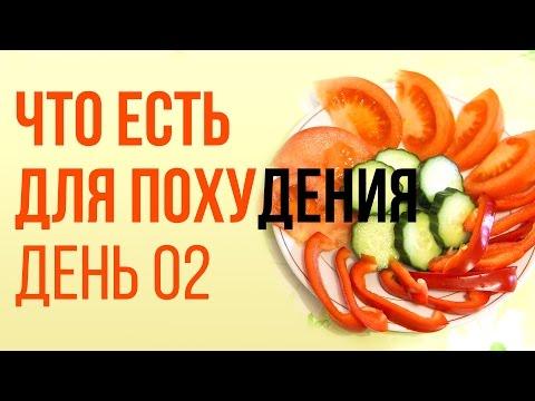 День №2. Как худеть на Energy Diet. Разрешенные продукты (стадия Старт)