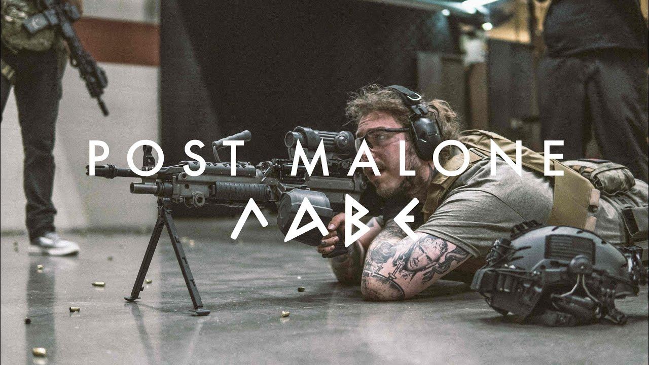 Post Malone KÄGWERKS / Viktos Collab | Beerbongs & Bentleys Release Day