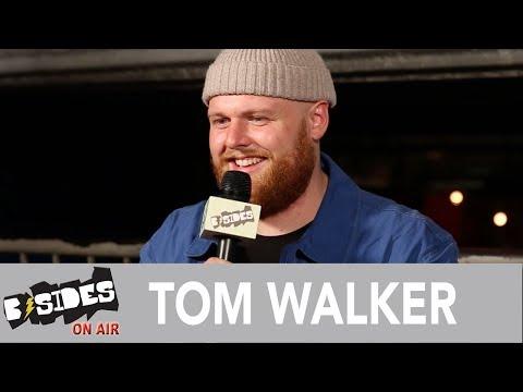 B-Sides On-Air: Interview - Tom Walker Talks Debut Album, Arctic Monkeys