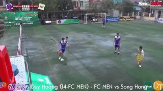 TOP 3 bàn thắng đẹp Vòng 5 Lào Cai League 2017/2018