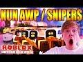 KUN SNIPERS / AWP - COUNTER BLOX ROBLOX OFFENSIVE - DANSK ROBLOX - [#11]