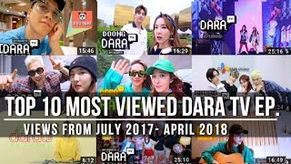 Top 10 Most Viewed Dara Tv Episodes