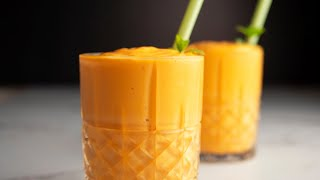 1-Minute Mango Smoothie