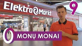 Elektrinis vaškas   Monų monai su iliuzionistu Justinu Malinausku    Laisvės TV X