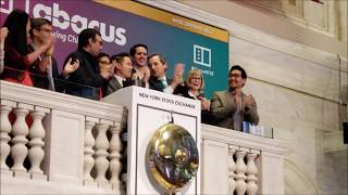 Samsung Galaxy S9 Plus Front & Rear Camera Test (NYSE Abacus Opening Bell)