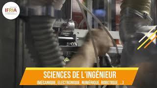 Ingénieur Technologies En Industrie Alimentaire - IFRIA Nouvelle Aquitaine - ESTIA BIDART