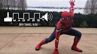Magfest 2019 Travel Vlog and Cosplay Spotlight