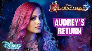 Descendants 3 | The Story So Far: Audrey's Return  ✨ | Disney Channel UK