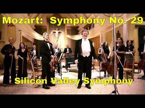 Mozart: Symphony No. 29 in A Major