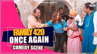 Family 420 Once Again | Dialogue Promo 1 | Gurchet Chitarkar Funny | Punjabi Comedy Scenes
